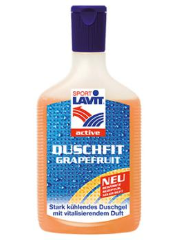 Sport Lavit Duschfit Grapefruit 200 ml
