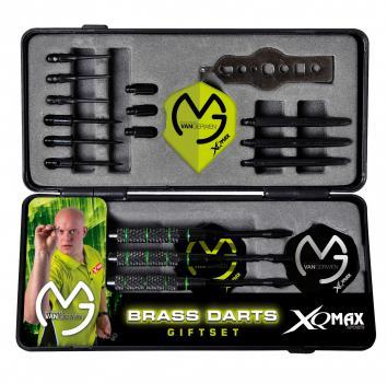 XQmax Michael van Gerwen Darts Geschenkset 16-21 g