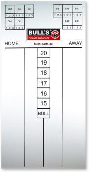 BULL'S Basic Marker Masterscoreboard