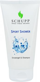 Schupp Showergel & Shampoo Sport Shower 150 ml